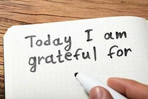 Gratitude Friday: what are you grateful for?
