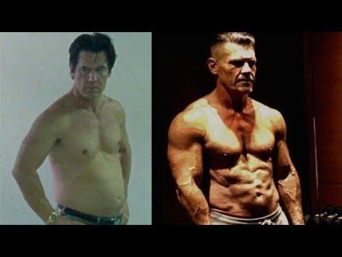Josh Brolin Before and After.