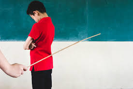Whats your take on corporal punishment in schools?