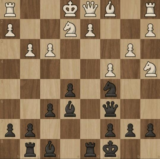 How do I increase my focus spot (chess)?