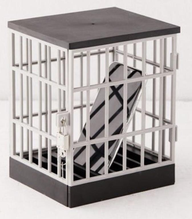 Would You Buy A Cellphone Jail For Your Home Or Office?