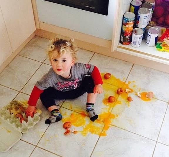 #What are the ridiculous things you do as a child? Mistakes that we think are right. Any funny memories you remember?