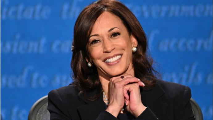 What is your opinion of Kamala Harris?