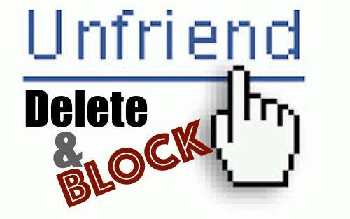 Can blocking your partner or family on social media be actually beneficial?