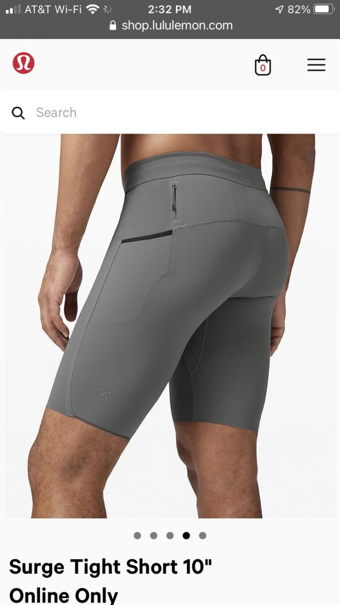 Thoughts on Guys Wearing Yoga/Compression Shorts to Gym?