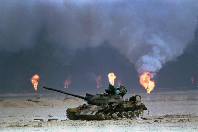 Do you remember the Gulf War?