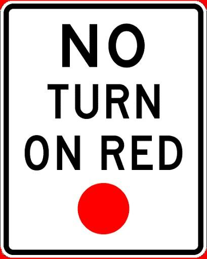 Do you ever wait for the green light before turning right on red and do you get upset with those that choose to wait until it turns green to turn?