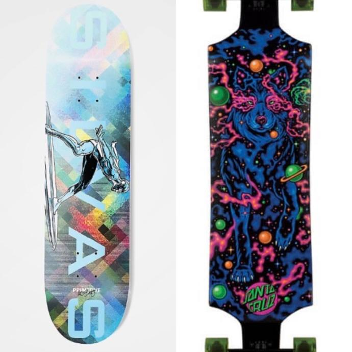 #Poll Which board style would you recommend I buy next for my wall display?