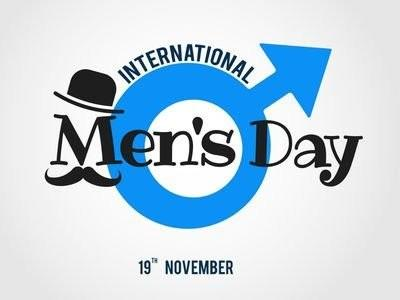 Happy International Mens Day. Did anything nice happen to you today?