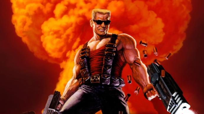 Duke Nukem vs Serious Sam?