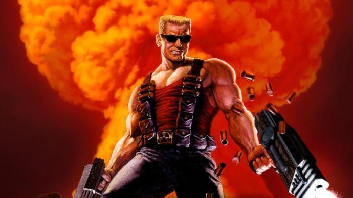Duke Nukem vs Serious Sam?