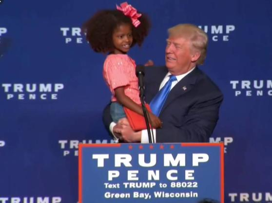 Do you think Donald Trump is racist if so can you provide me examples and evidence, not just some media article?