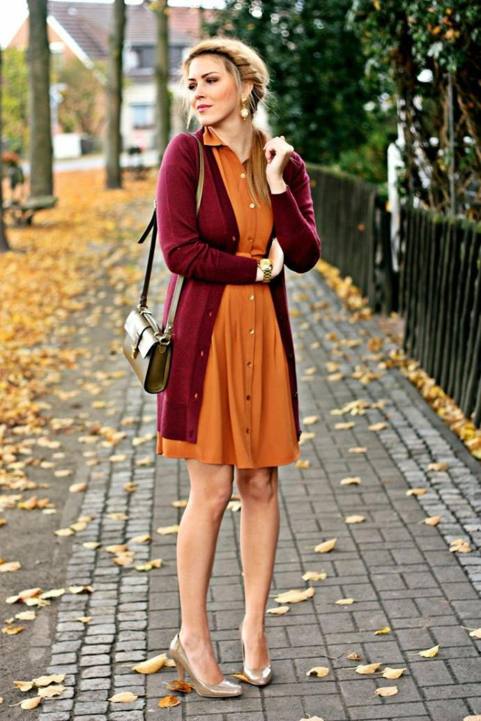 Which Thanksgiving inspired outfit do you think is the most interesting?