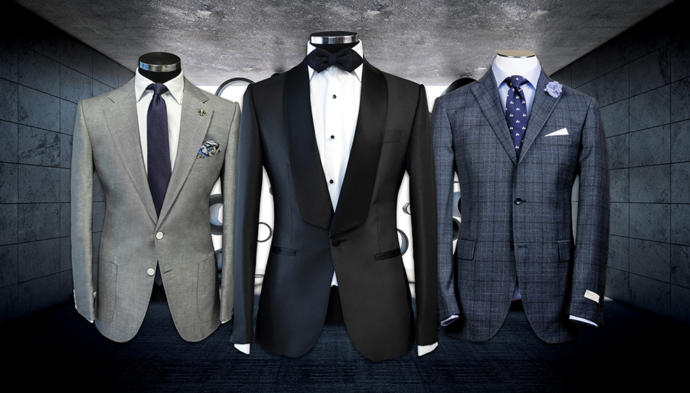 Girls, which style do you prefer on a groom. Guys which style would you prefer as the groom?