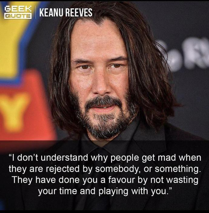 So why do people get upset?