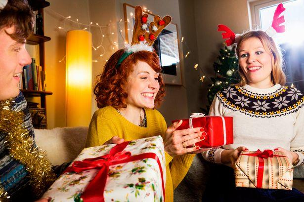 If you make more then the rest of family, should everyone chip in or should you buy all the Christmas gifts?