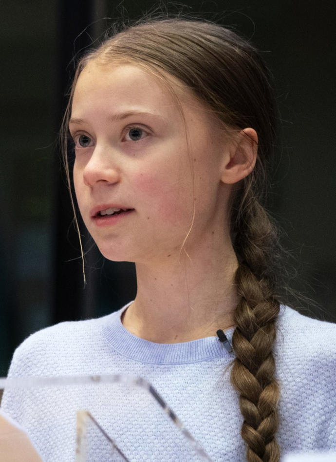 Is your opinion of Greta Thunberg positive or negative?