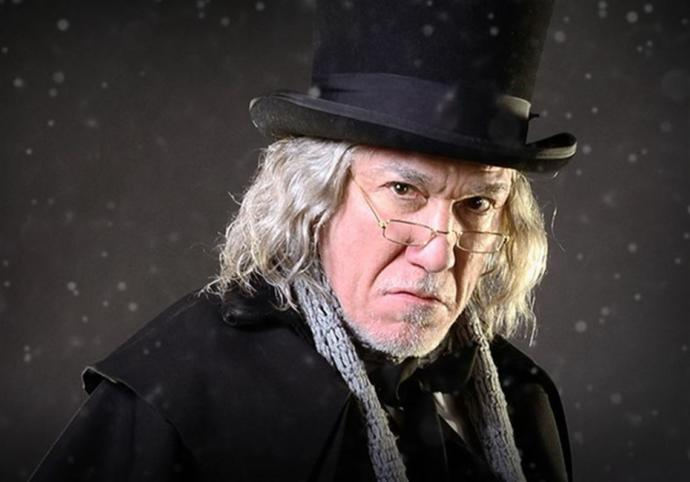 What do you think makes a person a Scrooge?