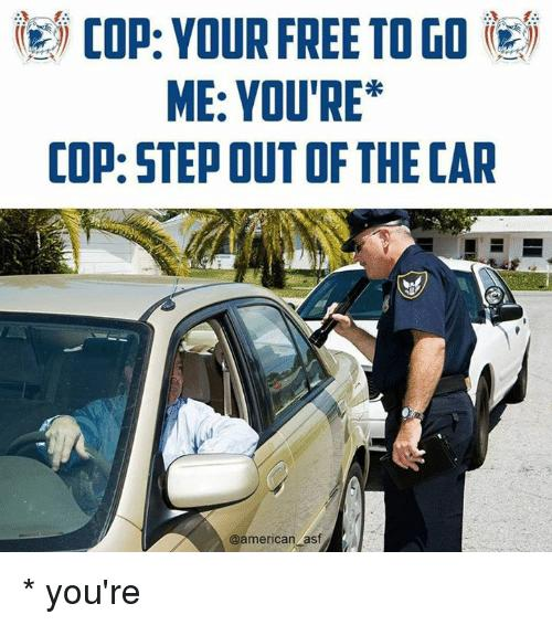 Have you ever successfully talked your way out of a ticket?