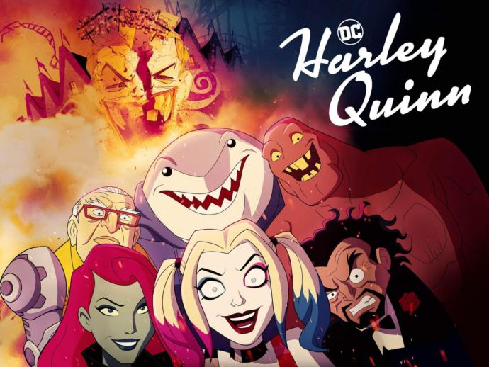 2019 Harley Quinn