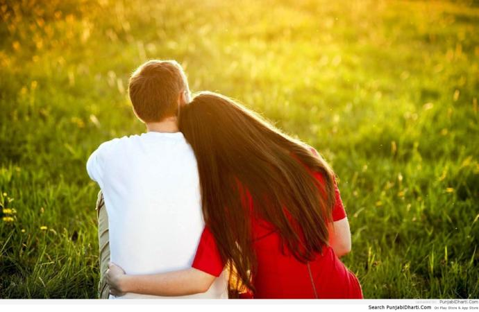 Is womens love for men a feeling or a service or both?