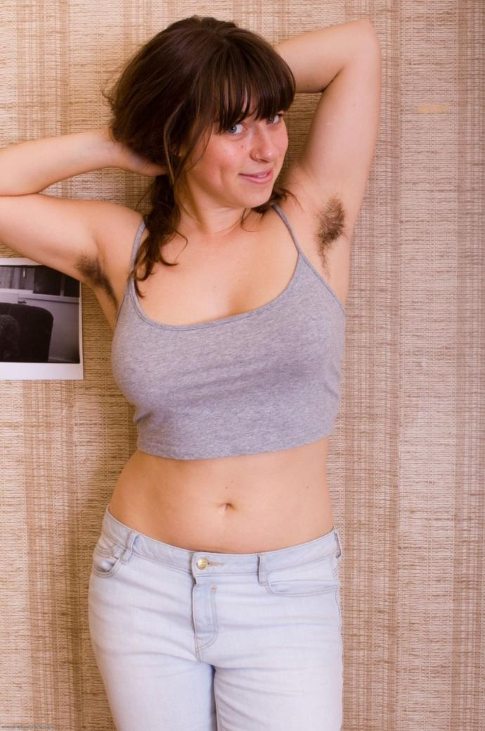How do you feel about girls with body hair?