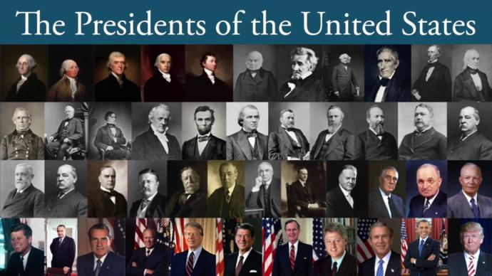Who was the last good President the United States had?