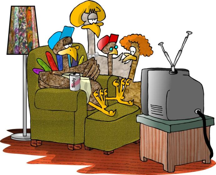 If you were to watch a movie during Thanksgiving by yourself or with friends or family, what would it be?