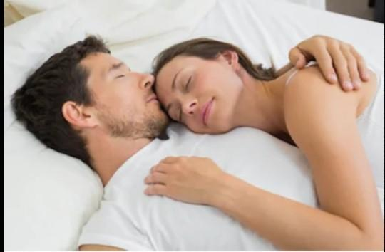 When Sleeping In Bed With Someone, Whats The Worst Sleep Sin?