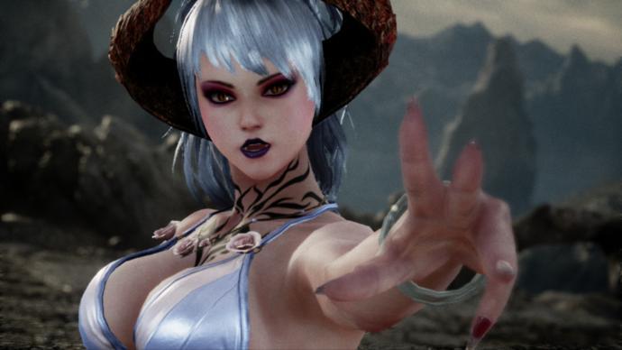 Rate my second Tekken character?
