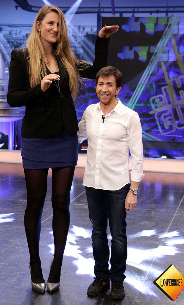 Are you intimidated by tall Women?