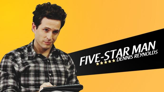 Im a 5 star man
