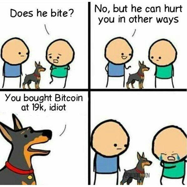 Do any of you gaggers own bitcoin?