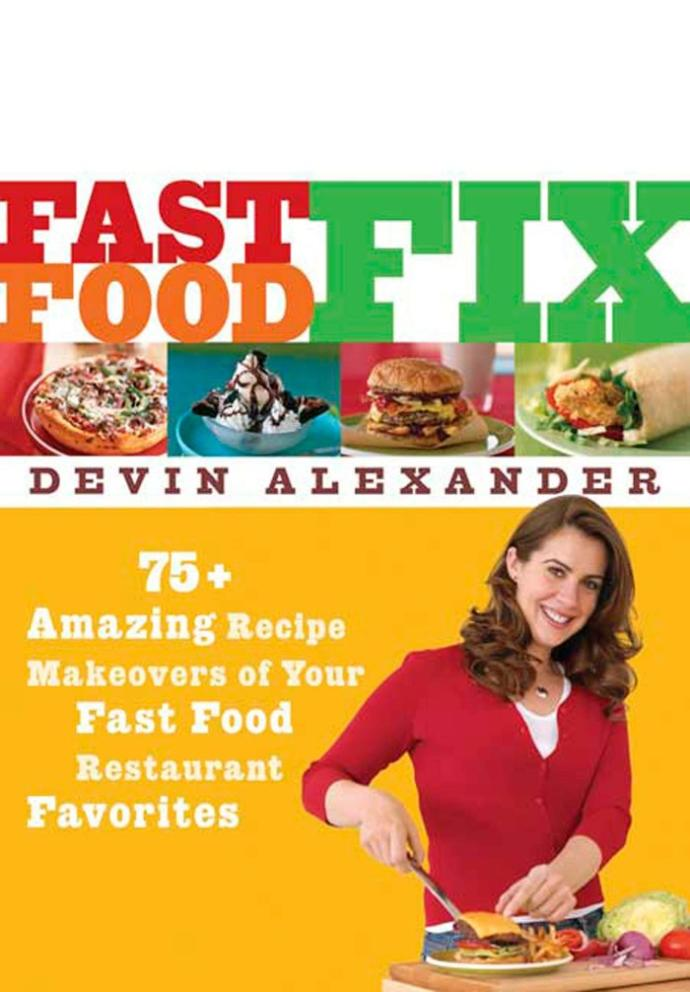 If you could have one fast food favorite menu item made into a healthy version that tasted exactly the same, what would it be?