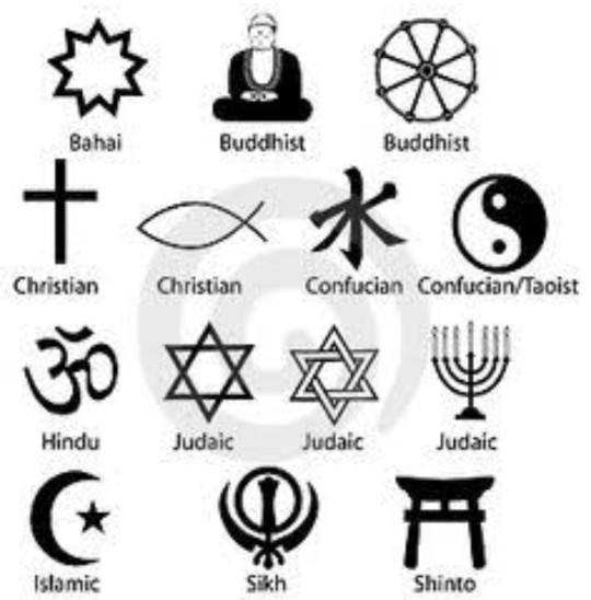 Which religions followers are more peaceful and tolerant?