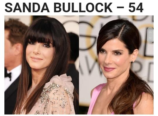 Which of these female actresses do you thinks has aged the best?