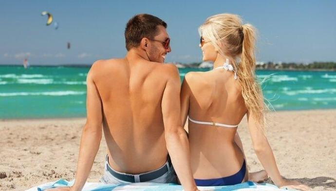 Would you go to the beach for the first date?