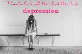 DEPRESSION & SADNESS... when you get low, do you get high?