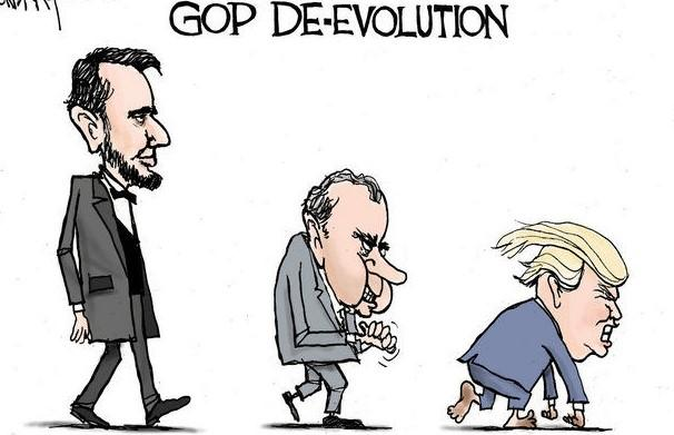 Are Republicans going to regret the Trump years due to great negative division he caused with racism, sexism, bigotry, corruption, law breaking, etc?