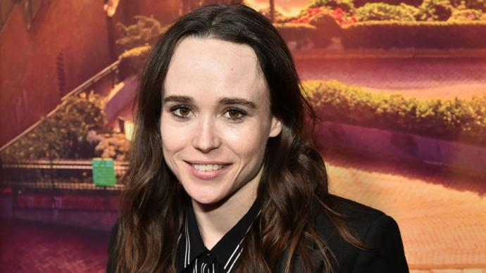 How do you feel about Ellen Page coming out as transgender?