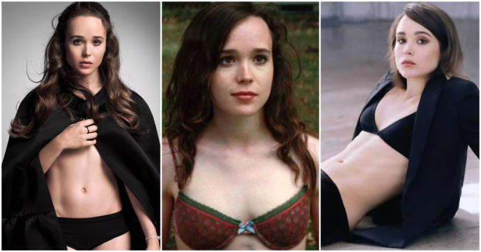 Ellen Page. Now that shes a Hetrosexual man does it make me one of the gays for wanting to smash her box?