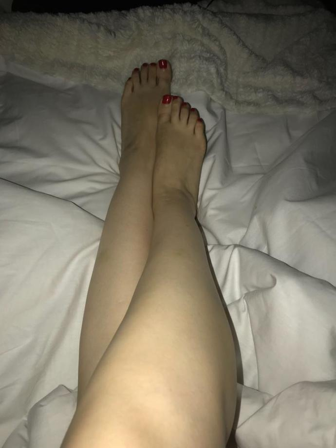 Any foot lovers out there?
