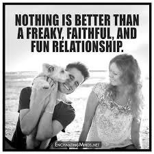 """How important to your relationship is """"Having Fun""""?"""