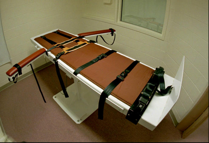 Death Penalty: Whats the reason for it?