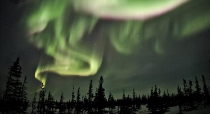 Would anyone go to see the northern lights?
