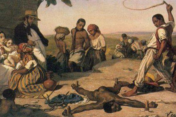 Do you think there should be only western countries that should apologize for slavery?