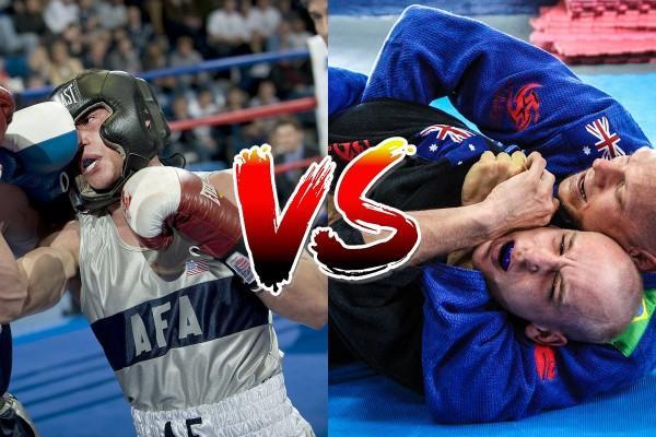 Should I Do Boxing Or BJJ?
