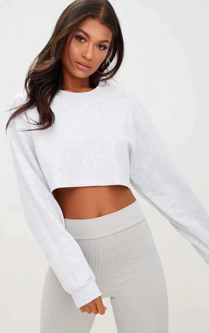 What do you think of cropped sweaters fashion?