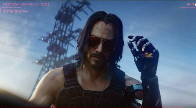 With cyberpunk 2077 about to release, how do plan making you first V?