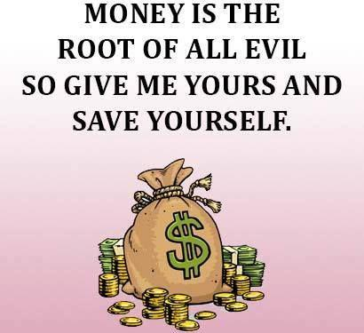 Do you sometimes think, that religion is financially organized?